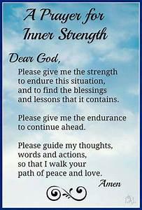 Best 10+ Prayers for strength ideas on Pinterest