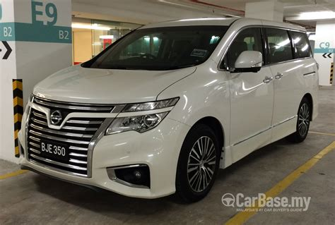 Nissan Elgrand Image by Nissan Elgrand E52 Facelift 2014 Exterior Image 12181