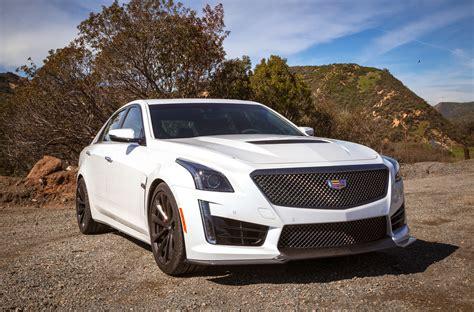 2017 Cadillac Ctsv Review Gtspirit