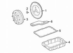 Ford Explorer Automatic Transmission Torque Converter