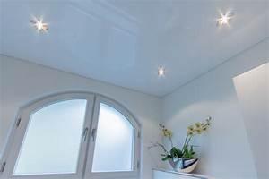 Led Spots Badezimmer : spanndecken bilder unserer sch nsten projekte ~ Lateststills.com Haus und Dekorationen