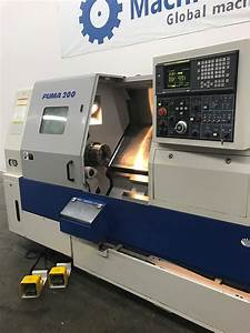 Daewoo Puma 200c Cnc Turning Center Lathe