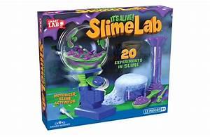 Panama STEM Education | SmartLab Toys It's Alive Slime Lab