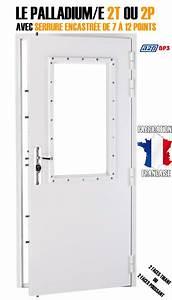 Porte Blindée 3 Points : bloc porte blind vitr certifi bp3 a2p espace ~ Premium-room.com Idées de Décoration