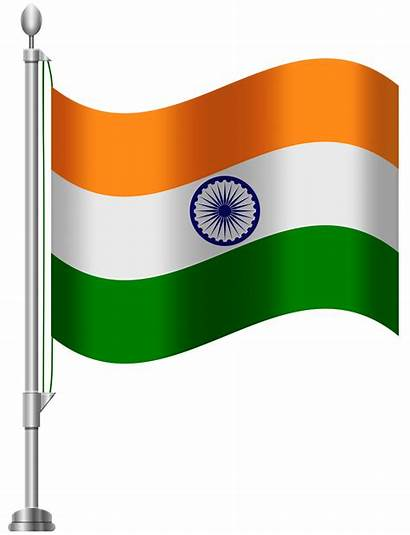 Flag India Clipart Clip Lebanon Indian Transparent