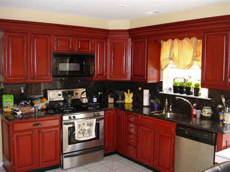 refinishing stained kitchen cabinets restaining oak cabinets before and after cabinets matttroy 4677
