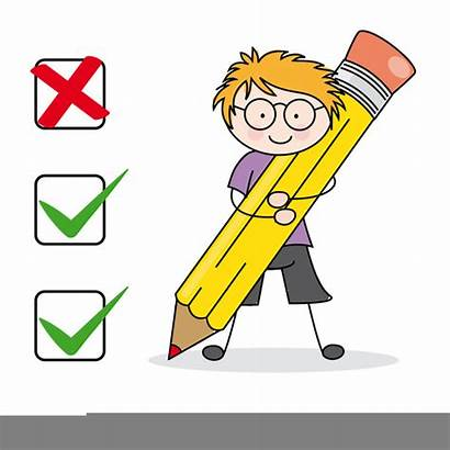 Clipart Questionnaire Checklist Safety Child Safe Clip