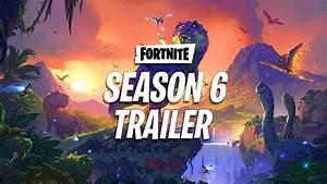 Fortnite Season 6 Teaser Trailer Feat Kevin The Cube