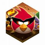 Angry Birds Space Icon Icons Hex Martz90