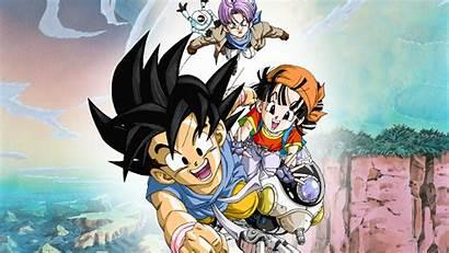 Dragon Ball Gt Wallpapers Goku Dbz Dragonball