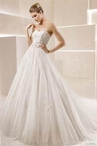 la sposa wedding dresses 2012 glamour bridal collection With la sposa wedding dress