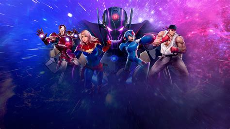 Buy Marvel Vs Capcom Infinite Microsoft Store En Eg