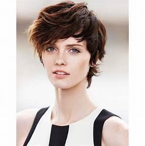Coupe De Cheveux Courte Tendance 2016 : coiffure courte tendance 2014 taaora blog mode tendances looks ~ Melissatoandfro.com Idées de Décoration