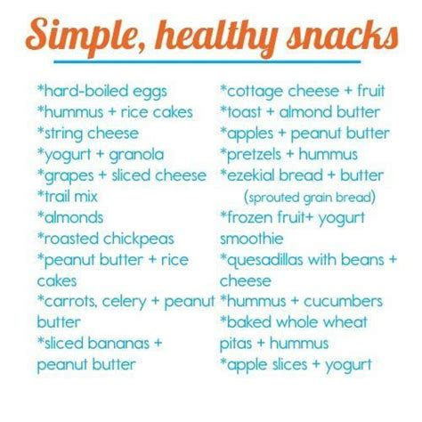 healthy snacks list healthy snacks for kids for work for school for weight loss tumblr for kids at scool recipes