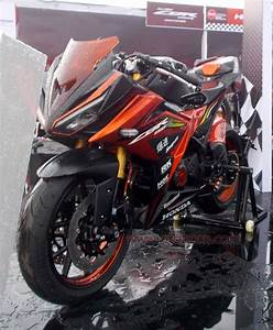 All New Cbr150r Modifikasi Otoborn 14