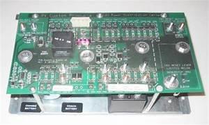Rv Custom Battery Control Center  By Rv Custom Products