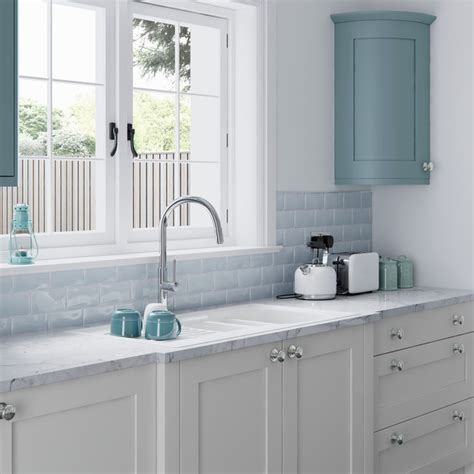 Teal Painted Kitchen Cabinets by Teal Painted Kitchen Cabinets Quicua