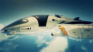 Future Spaceship Concepts - Rendered in Cinema4D - YouTube