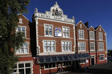 Best Western Hotels Best Western Crewe Arms Hotel