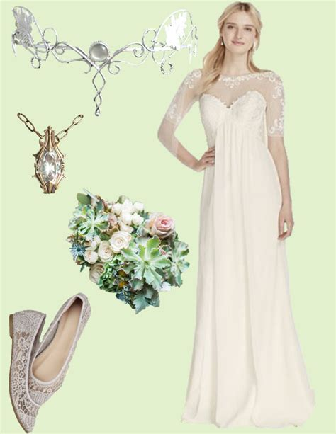 lord of the rings themed wedding dresses www pixshark