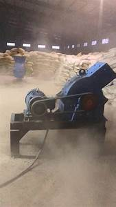 Used Manual Stone Clay Hammer Crusher For Sale