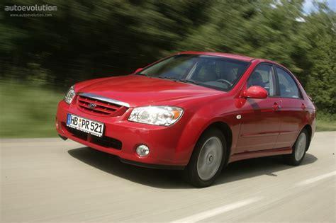 Kia Cerato  Spectra Sedan Specs  2004, 2005, 2006, 2007
