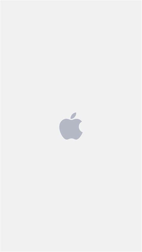 apple logo white illustration iphone 7 wallpaper