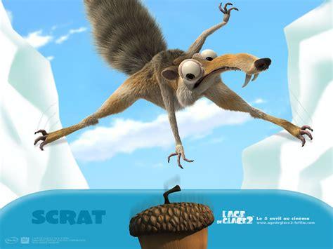 Wallpaper Ice Age Squirrels Cartoons