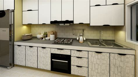 Cabinets Aluminum by Aluminium Kitchen Cabinet Singapore Contractor Wood