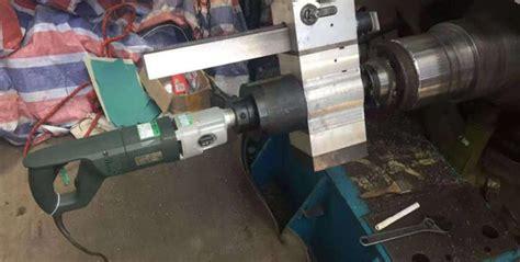 portable machine equipment  tools  boring