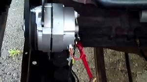 Wiring Diagram Replace Generator With Alternator