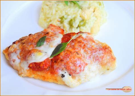 ma cuisine italienne escalope de poulet panée à l italienne un peu à ma