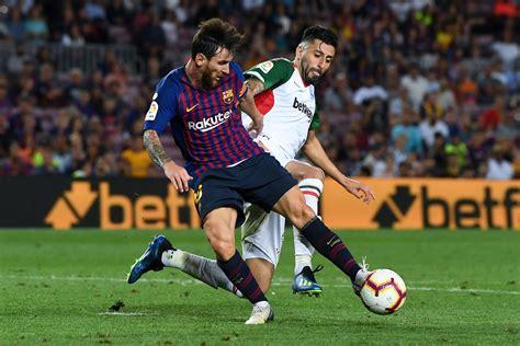 Alaves vs. Barcelona: Odds, Preview, Live Stream and TV Info