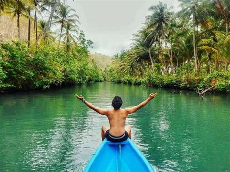 sungai maron amazon  wisata  indonesia