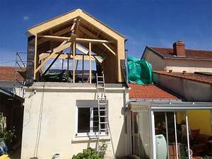 comparaison entre une surelevation et une extension en With extension maison en hauteur