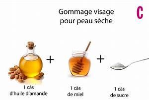 Gommage Maison Corps : comment faire un gommage maison affordable gommage visage ~ Nature-et-papiers.com Idées de Décoration