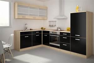 Kleine Küchenzeile Günstig : top k che lina 180x280cm k chenzeile schwarz buche iconic k chenblock neu ovp k chen ~ Indierocktalk.com Haus und Dekorationen