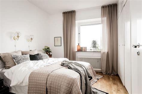 Schlafzimmer Vintage Modern modern vintage interior design in swedish apartment