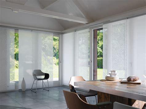 Moderne Häuser Vorhänge by Totalblinds 187 Panel Deslizante