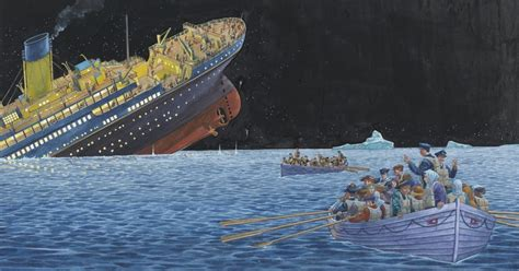 Titanic Boat by Resources A Ship Of Ideas Lesson Plans On The