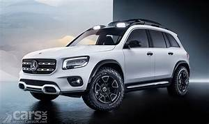 Mercedes GLB Concept: Mercedes' butch answer to the BMW X1