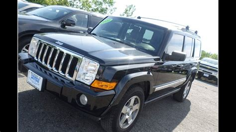 Jeep Commander Specs by 2010 Jeep Commander Sport V8 4wd Specs And Reviews