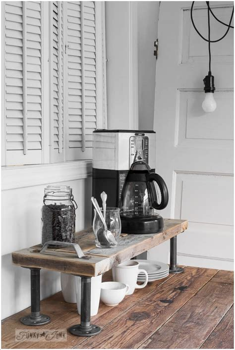 corner coffee bar ideas   admire