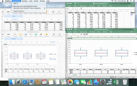 mac numbers free analysis toolpak replacement analystsoft statplus mac statplus biostat statfi