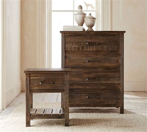 pottery barn paramus reclaimed wood dresser in best 25 ideas on