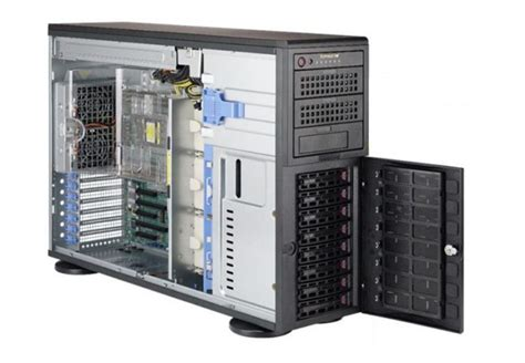 supermicro   trt review dual amd epyc  tower server