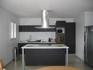 Modele De Cuisine Cuisinella : cr er la d co de ma pi ce salon cuisine ~ Premium-room.com Idées de Décoration