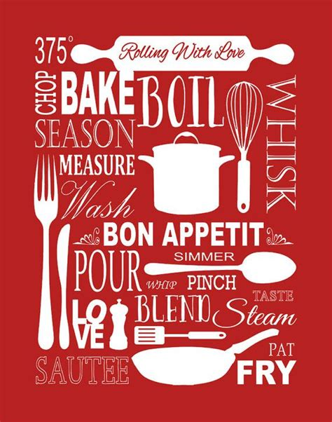 poster cuisine vintage kitchen poster kitchen poster kitchen print 11