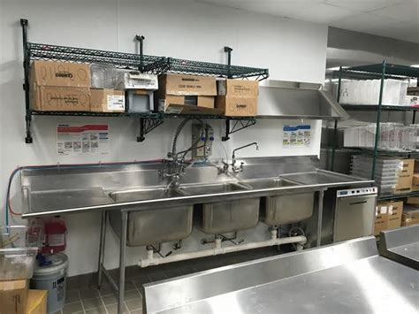 commercial kitchens chandlee  sons construction
