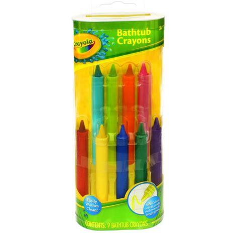 geekshive play visions crayola bathtub crayons crayons